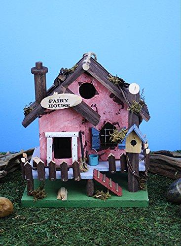 Land & Sea Fairy House Bird House #BH207F Review