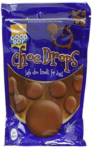 ((Good Boy) Choc Drops Dog Treats 250g X 8 Packs by Good Boy )