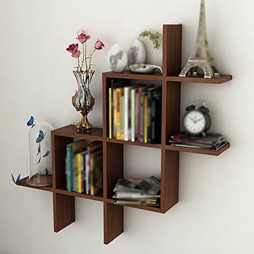Bon Living Room Wall Shelves / Shelves Bedroom Wall Racks / Wall Shelves /  Multi Function