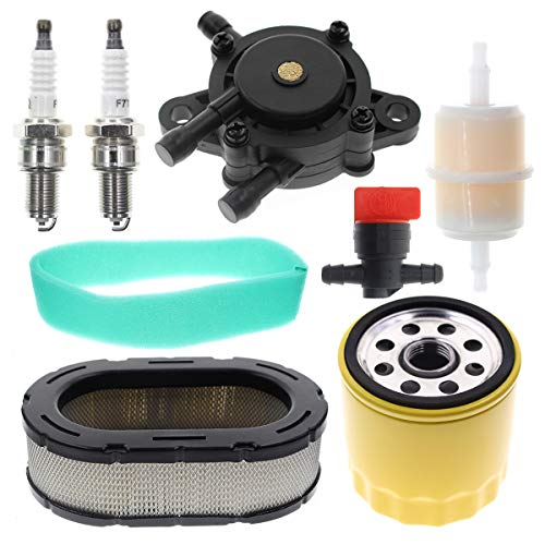 AUTOKAY Air Maintenance Kit Air Filter 24 050 10-S for Kohler KT610 KT620 KT715 KT725 KT730 KT735 KT740 KT745 Kohler 32 883 09-S1 KT735 Air Filter 32 083 09-S