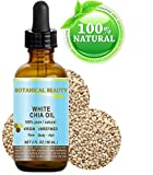 "Cheap WHITE CHIA OIL. 100% Pure/ Natural Cold Pressed Carrier Oil. 2 fl.oz-60 ml. For Skin, Hair, Lip and Nail Care. ""A remarkable and stable source of omega-3, 6 & 9, B-vitamins and minerals"""