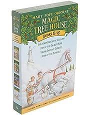Magic Tree House Books 13-16 Boxed Set
