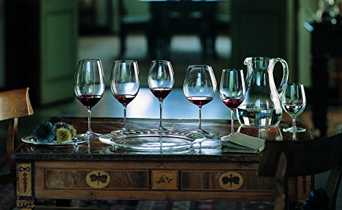 Riedel Vinum Pinot Noir (Burgundy Red) Glasses, Set of 2 by Riedel (Image #5)