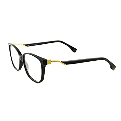 dd264d998ae Image Unavailable. Image not available for. Color  Fendi Womens Fendi  Women s Ff232 53Mm Optical Frames