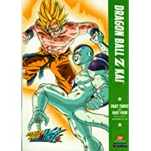 Dragon Ball Z Kai - Parts 3 & 4