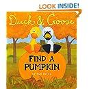 Duck & Goose, Find a Pumpkin (Oversized Board Book)