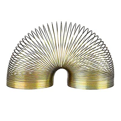 Rhode Island Novelty 2.4 Inch Metal Coil Spring, One per Order: Toys & Games