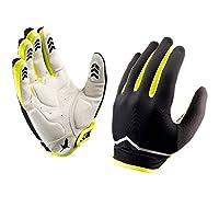SEALSKINZ Cycle Madeleine Classic, Black/Hi Vis Yellow, Large