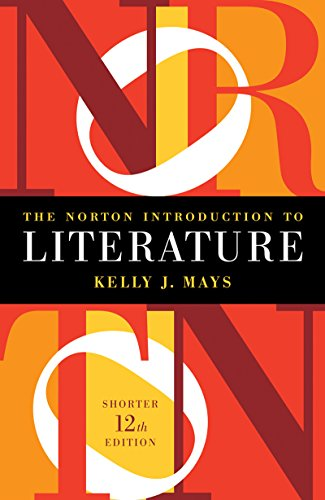 The Norton Introduction to Literature (Shorter Twelfth Edition) cover