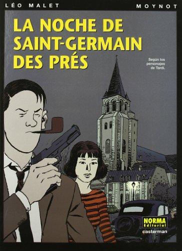 Descargar Libro La Noche De Saint-germain Des PrÉs Léo Malet