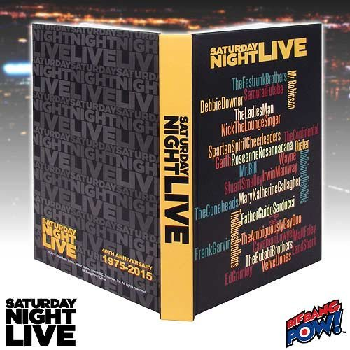Saturday Night Live 40th Anniversary Journal from Bif Bang Pow!