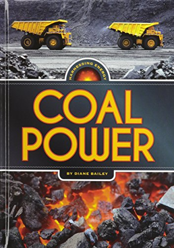 Coal Power (Harnessing Energy) by Creative Co