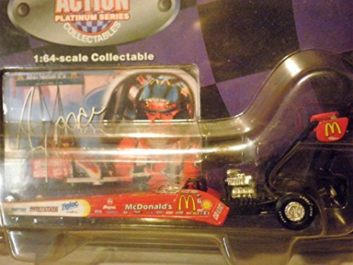 Top Fuel Dragster Cory McClenahan Mc'Donalds NHRA 1997 Limited Edition by Action 1:64 Scale