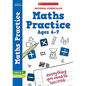 100-Maths-Practice-Activities-for-children-ages-6-7-Year-2-Perfect-for-Home-Learning-100-Practice-Activities-Paperback--10-July-2014