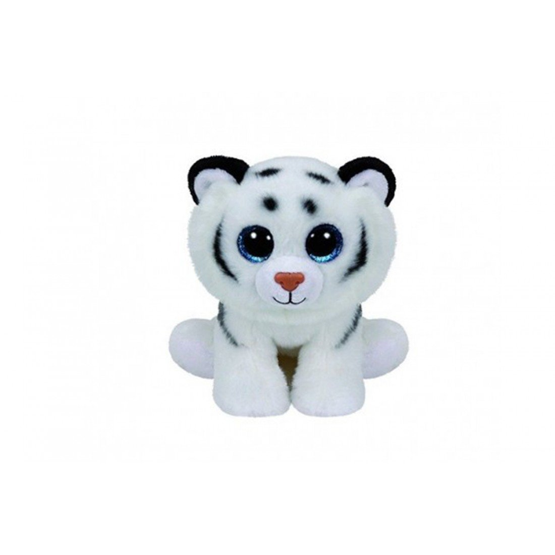 Amazon.com: TY BEANIE BABIES 15CM TUNDRA TIGER gift idea peluche toy puppet VX308: Clothing