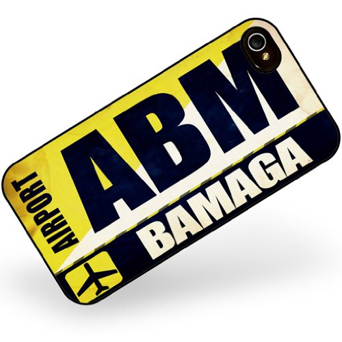iphone 4 4s Airportcode ABM Bamaga - Neonblond