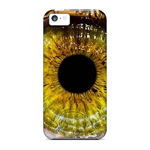 Hot Fashion TTv4926EdVl Design Case Cover For Iphone 5c Protective Case (graffiti The Eye Widescreen)
