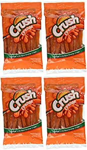 Kenny's Orange Crush Licorice Twists (4 Packs)