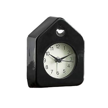 DDGOD Silencioso Reloj,Reloj de Escritorio Reloj Despertador de Viaje para Ni?os Adolescente