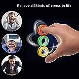 HagieNu 3pcs FinGears Magnetic Rings Anti-Stress