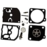 Savior Carburetor Carb Overhaul Rebuild Kit for Stihl Ms250 Ms230 Ms210 025