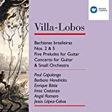 Bachianas Brasileiras No. 5 (for soprano and 8 cellos): II. Dança (Martelo): Allegretto