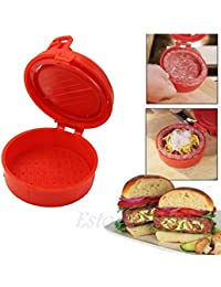 Buy 1 Piece Stuffed Burger Press Hamburger Grill BBQ Patty Maker Juicy As Seen On TV Kitchen Cooking Tool offer