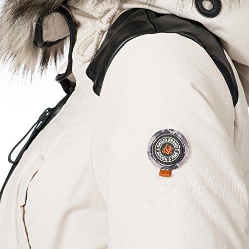 Mujer Bugs Ym S 4 Colores xxl Moonbeam Abrigo Khujo retro Parka De Invierno Tw4BUxqpU