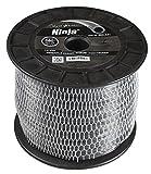 Stens 380-441 Silver Streak Ninja Trimmer Line, 0.08'', 5 lb. Spool