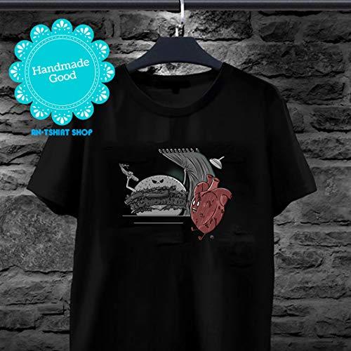 Halloween Burger Psycho Horror Hamburger Burger Lovers T -shirt for men and -