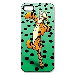 Pink Ladoo For SamSung Galaxy S5 Mini Phone Case Cover Hard Plastic Winnie the Pooh Tigger