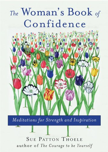 Womans Book Confidence Meditations Inspiration product image