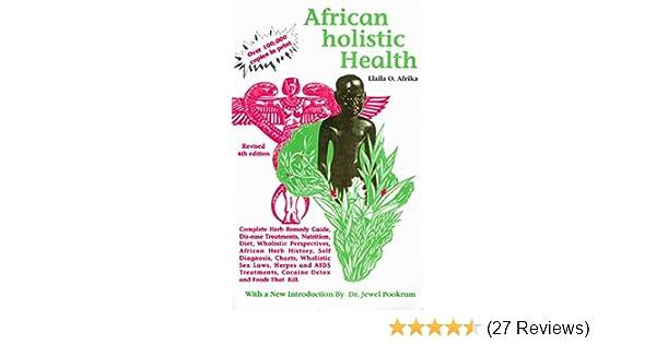 African Holistic Health: Llaila O  Afrika: 9781881316718