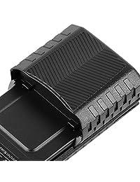 Batería de repuesto para Baofeng 7,4 V 3800 mAh Walkie Talkies bf f8hp UV 5R UV5R Plus UV 5RTP UV 5RB BF F8 BF F8 + (2 paquetes)