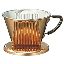 102-CU 2 ~ 4 people for copper coffee dripper Kalita (japan import)