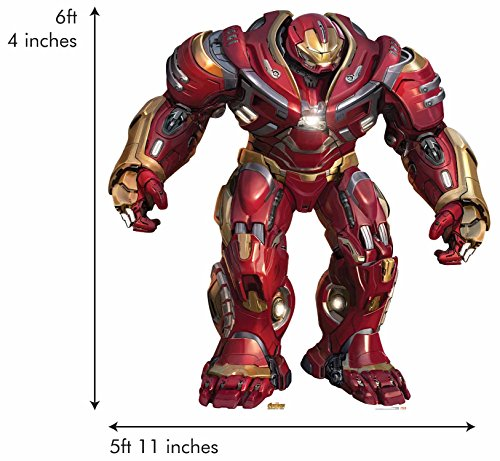 Star Cutouts 182 Official Marvel Character Lifesize Cardboard