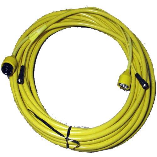 Marinco phtv6599Marine teléfono y TV por Cable Cableado (50-Feet, Amarillo)