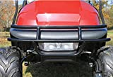 club car precedent brush guard - TNS STORE Club Car Precedent Front Brush Guard, Black Powder Coat Steel Video Instructions