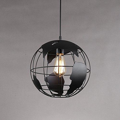 Chinese Zhfc Ristorante Chandeliers Round Iron Art Studio Lamps