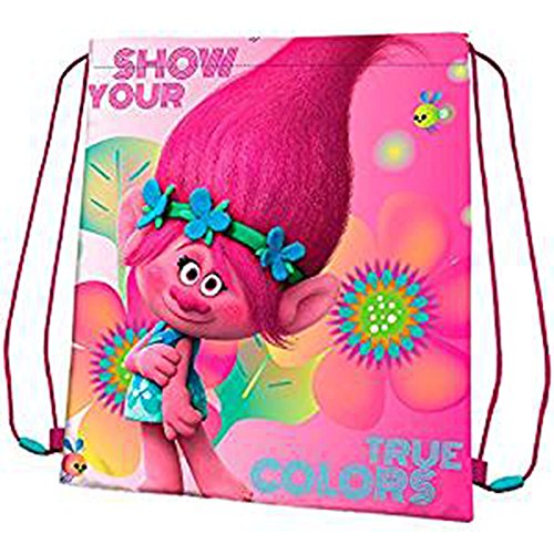 SACCA GYM BAG 41CM TROLLS