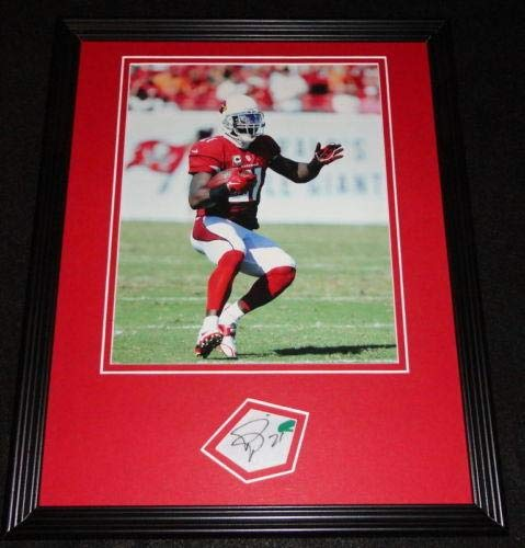 Patrick Peterson Signed Framed 11x14 Photo Display Arizona Cardinals LSU - Display Cardinals Arizona