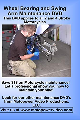Yamaha Swing (Wheel Bearing and Swing Arm Maintenance DVD)