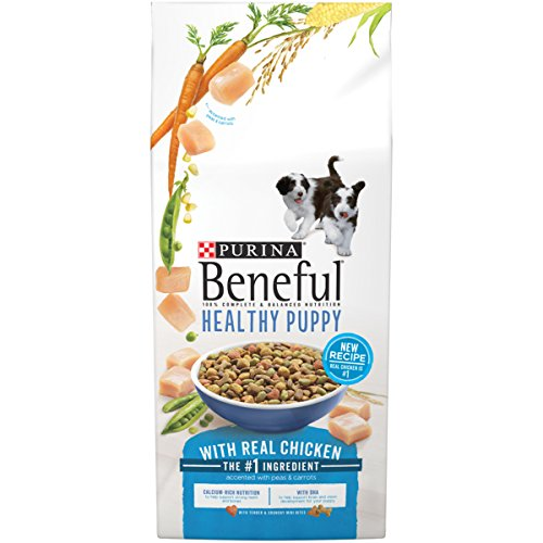 Purina Beneful Healthy Puppy Dry Dog Food - 6.3 lb. Bag