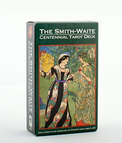 Smith-Waite Centennial Tarot Deck Cards – 20 Aug. 2013