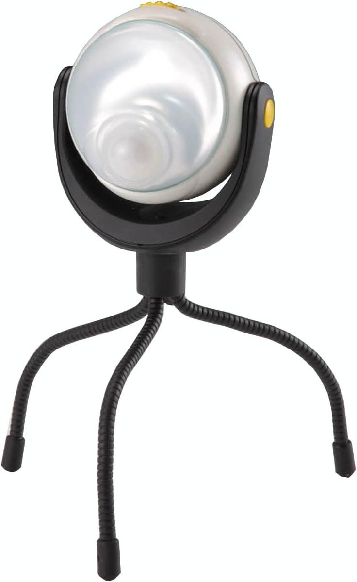 ムサシ RITEX LEDどこでもセンサーライト
