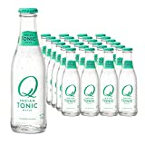Q Drinks, Q Indian Tonic, Spectacular Indian Tonic, Premium Mixer, 6.7 Ounce Bottle (Pack of 24)