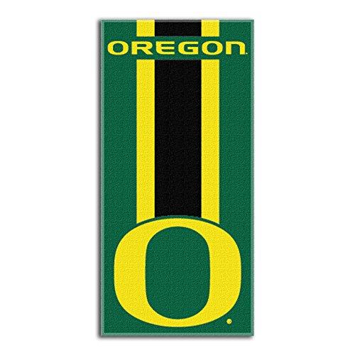 - Northwest NCAA Oregon Ducks  Beach Towel,  30 x 60-inch