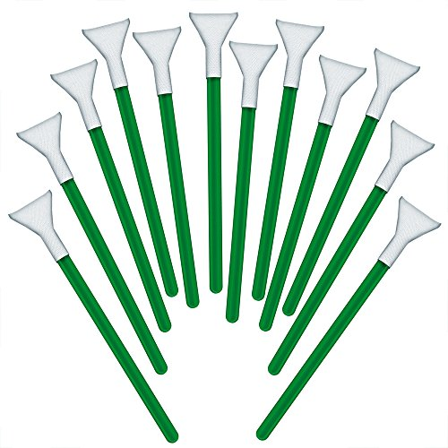 VisibleDust 2863173 Green Cleaning Swabs 1.3X for - Vdust Formula