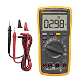 Digital Multimeter with LED Test 1000uF Larger LCD Backlight Faster Frequency Multimeter YJXHYQYH