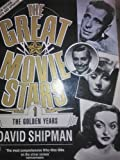 img - for The Great Movie Stars: The Golden Years v. 1 book / textbook / text book